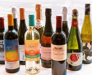 種類はデザートワインまで含めてグラスでも18種類をご用意しております。